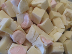 Vanilla & Marshmallow Fudge
