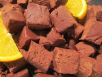 Chocolate Orange Fudge