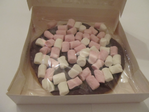 Fudge Pizza - Marshmallow Surprise
