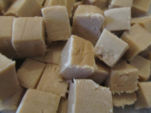 Coffee Fudge