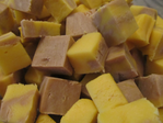 Maple & Banana Fudge